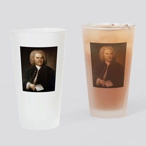 bach quotes Drinking Glass