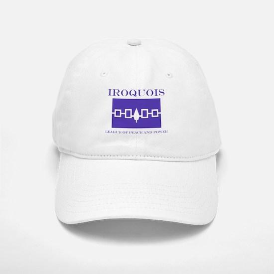 Iroquois Flag Baseball Baseball Cap