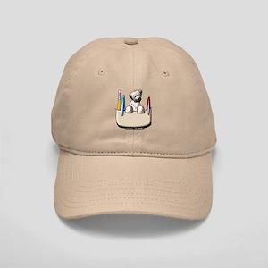 Wheaten Pkt Protector II Cap