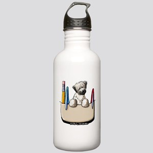 Wheaten Pkt Protector II Stainless Water Bottle 1.