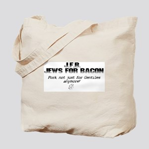 J.F.B. Tote Bag