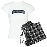 Special Forces Women's Light Pajamas
