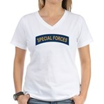 Special Forces Women's V-Neck T-Shirt