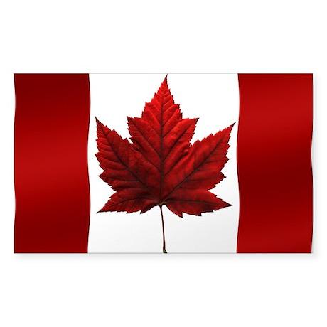 Canada Flag Sticker Canada Souvenir Stickers