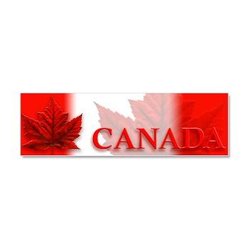 Canada Flag Car Magnet 10 X 3