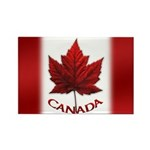 Canada Flag Magnet Canadian 10 Pk Magnets