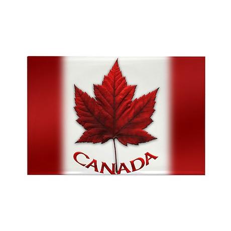 Canada Flag Magnet Canadian 10 Pk Magnets