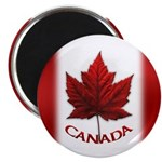 Canada Flag Magnet Canadian 100 Pk Magnets
