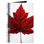 Canada Flag Journal