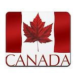 Canada Flag Mousepad Canadian Souvenir Mousepad