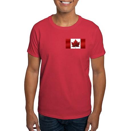 Canada Flag T-Shirt Canada Souvenir Shirts