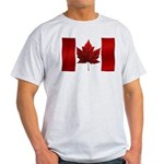 Canada Flag T-Shirt Canadian Souvenir Shirt