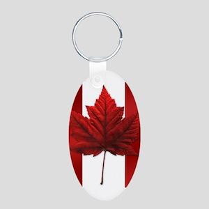 Canada Flag Keychain Souvenir Keychains