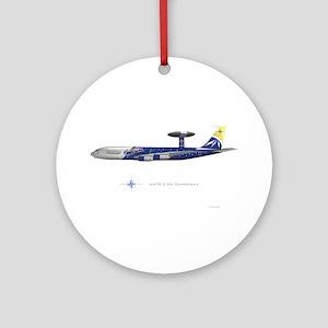 NATO Ornament (Round)