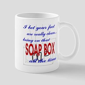 'Soap Box'  Mug