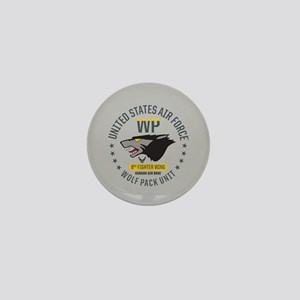 USAF Wolf Pack 8th Fighter Wing Mini Button