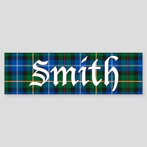 Tartan - Smith Sticker (Bumper)