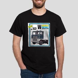 Old School Truckin' - T-Shirt