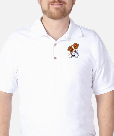 Pocket Brittany Golf Shirt