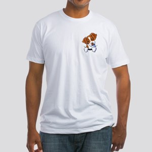 Pocket Brittany Fitted T-Shirt