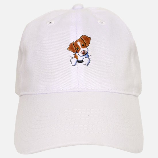Pocket Brittany Baseball Baseball Cap