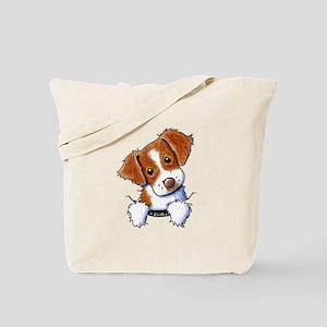 Pocket Brittany Tote Bag