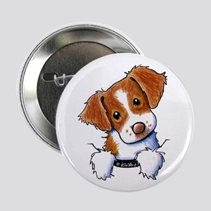 "Pocket Brittany 2.25"" Button"