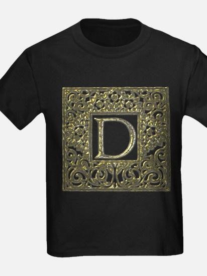 Monogram D T