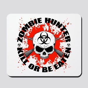 Zombie Hunter 1 Mousepad