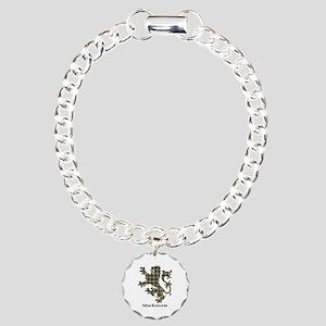 Lion-MacKenzie htg brn Charm Bracelet, One Charm