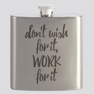Work For It Flask