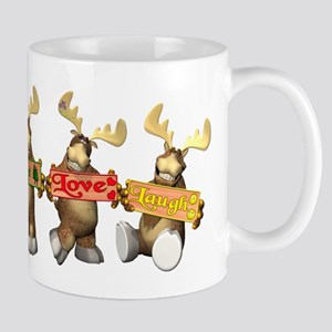 Moose joy Mugs