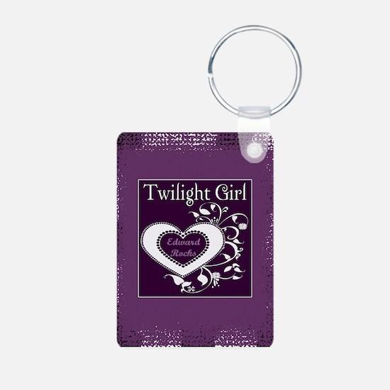 Twilight Girl (Edward) Keychains
