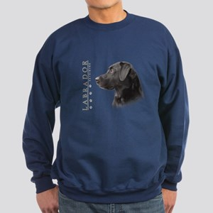 Black Lab Sweatshirt (dark)