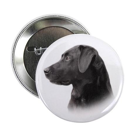 "Black Lab 2.25"" Button (100 pack)"
