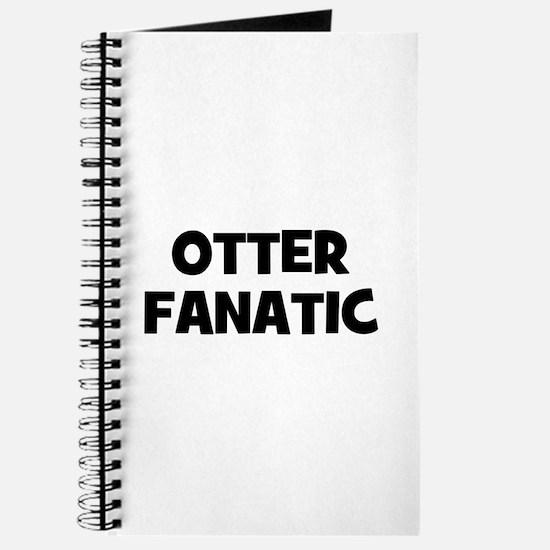 Otter Fanatic Journal