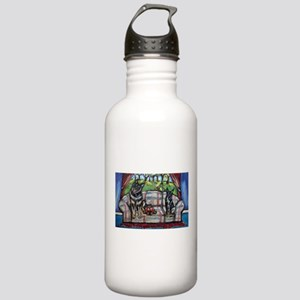 Doggers and Max Stainless Water Bottle 1.0L