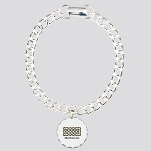 Knot-MacKenzie htg brn Charm Bracelet, One Charm