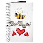 Bee Boppin Bumble Bee Journal