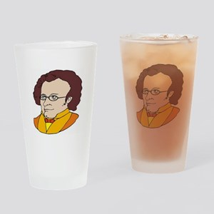 Franz Schubert quote Drinking Glass