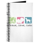 Peace, Love, Labs Journal