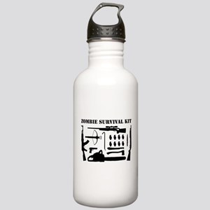 Zombie Survival Kit Stainless Water Bottle 1.0L