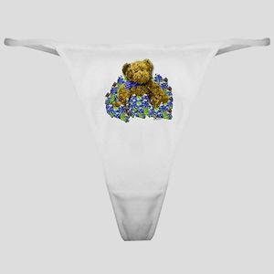 Bluebonnet Bear Classic Thong