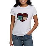 Monster Loves Bride Women's T-Shirt