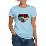 Monster Loves Bride Women's Light T-Shirt