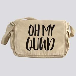 Oh My Quad Messenger Bag