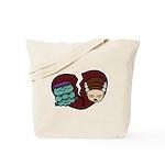 Bride Hates Monster Tote Bag