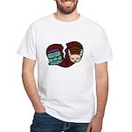 Bride Hates Monster White T-Shirt