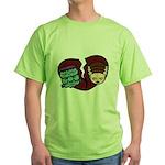 Bride Hates Monster Green T-Shirt