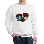 Bride Hates Monster Sweatshirt